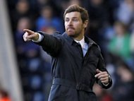 Tottenham manager Andre Villas-Boas, pictured in March 2012, believes the painful lessons of his dismal spell in charge at Chelsea will help him succeed at White Hart Lane