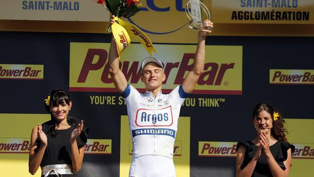 Tour de France - Kittel sprints to stage 10 success, Froome safe in yellow