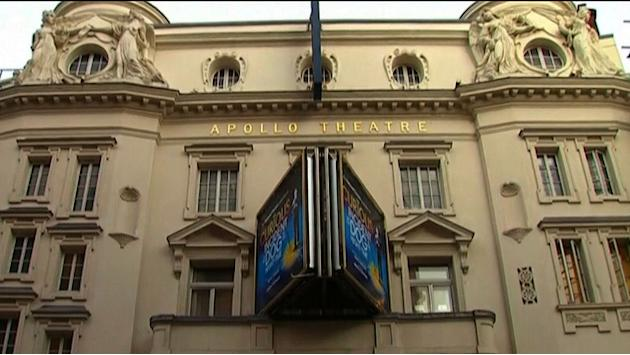 Signs of trouble before London Apollo Theater collapse