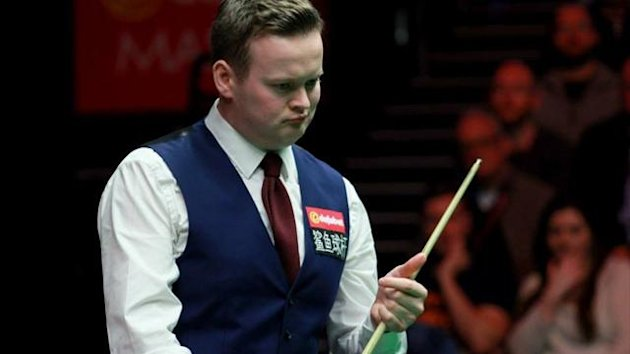 Shaun Murphy (Photo: Tai Chengzhe)