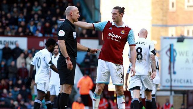 Premier League - West Ham to make new appeal over Carroll red card
