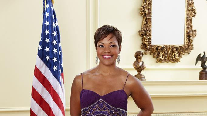 "Stacie Turner in ""The Real Housewives of D.C."""