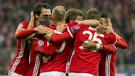 The Bavarians will be counting on the Polish international to score anytime in the game with the support of their home fans at the Alianz Arena