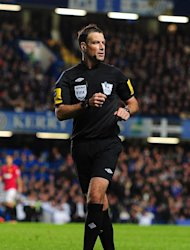 Chelsea hope their meeting with referees, including Mark Clattenburg, has cleared the air