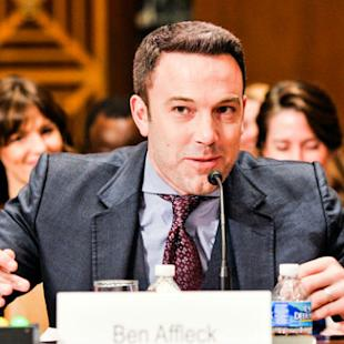 Ben Affleck Drops 'Batman' Reference in Testimony Before Congress (Video)