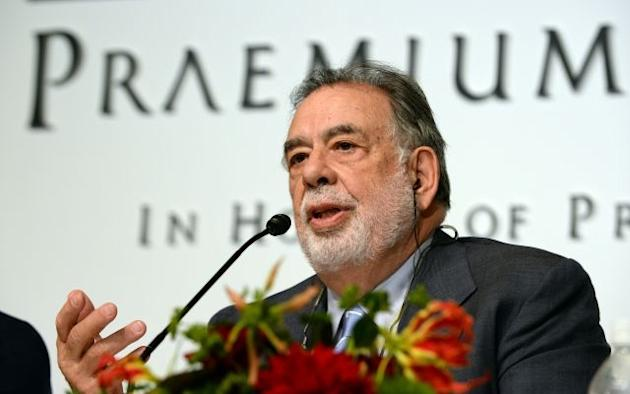 'Godfather' director Coppola wins top Spain arts prize