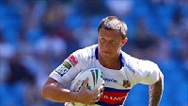 Rugby League - Smith injury worry for Wakefield