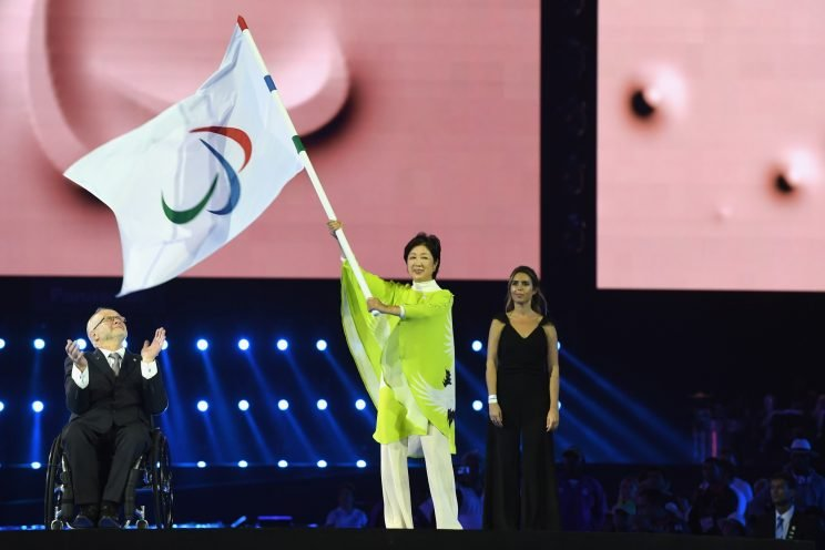 Tokyo governor Yuriko Koike is looking to help run a flawless 2020 Olympic Games. (Getty Images)
