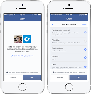 New Facebook Login Changes and Your Business image Facebook Login f8 2014