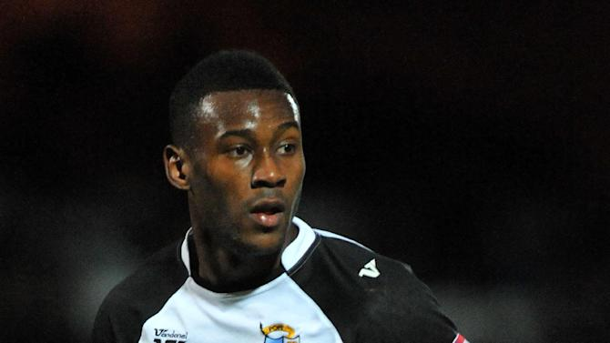 Port Vale's Jennison Myrie Williams had a superb game, despite not getting in the goal action for the hosts