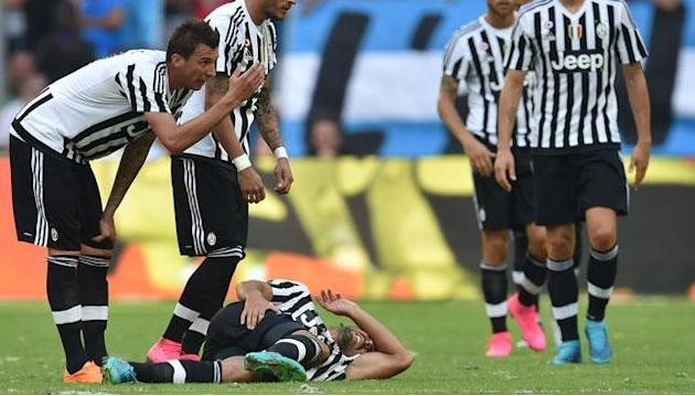 Unfortunate Juventus midfielder Sami Khedira out for two months