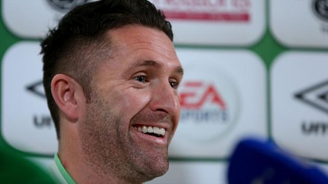 World Cup - Keane not ready to retire from Ireland duty