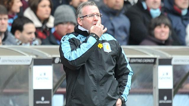 Premier League - Lambert looks to the future