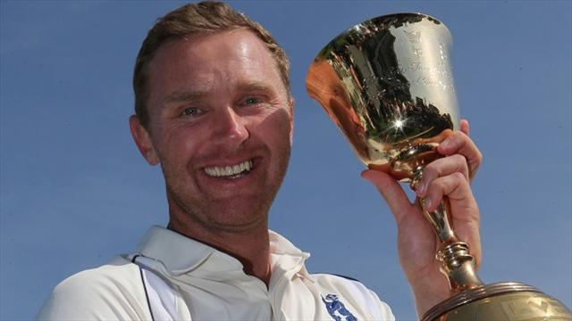 County - Former England all-rounder to bow out at end of season