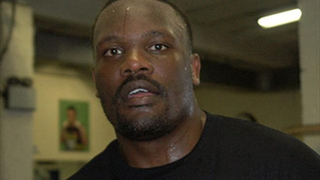 Dereck Chisora to face 'Klitschko clone' Andriy Rudenko at the Copper Box