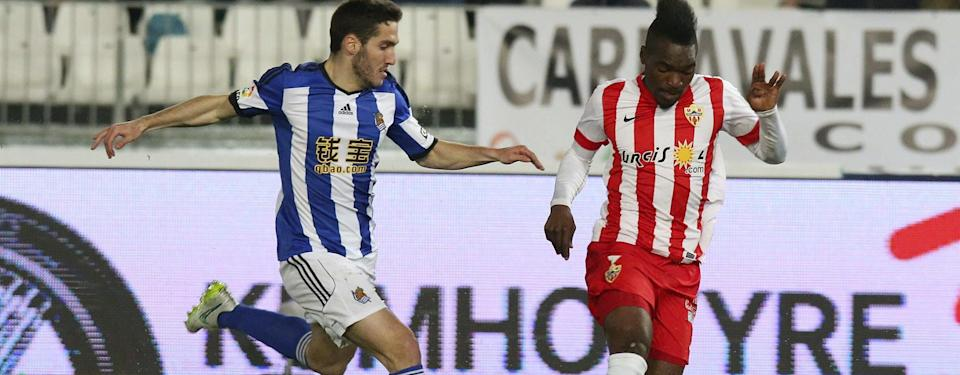 Video: Almeria vs Real Sociedad