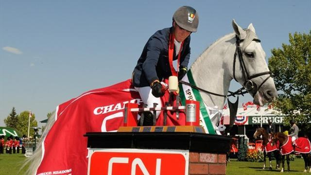 Equestrian - Grand Slam continues in Calgary