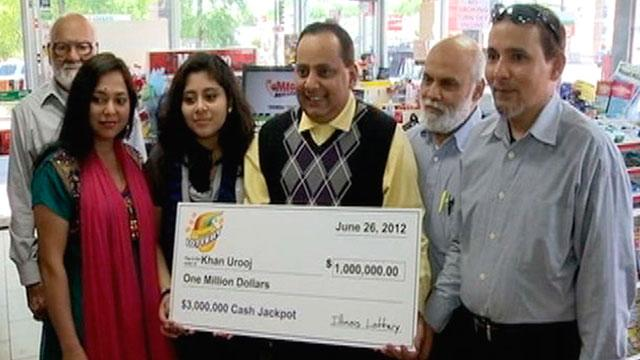 Poisoned Lottery Winner's Kin Were Suspicious