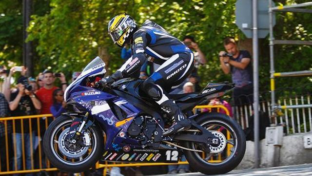 Motorsports - Kneen to ride with BE Racing for 2014 roads season
