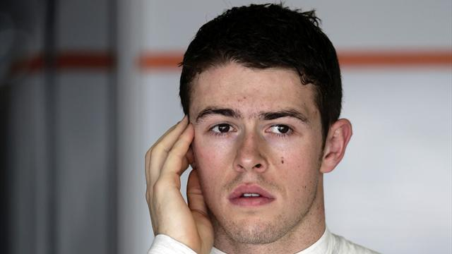 Motorsports - Dropped Di Resta returns to DTM with Mercedes