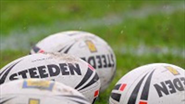 Rugby League - Match postponed after road closure