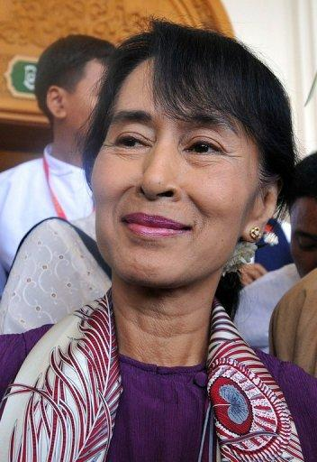 Aung San Suu Kyi is to travel overseas next week for the first time in more than two decades