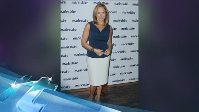 Katie Couric kind of, sort of apologizes to Kim Kardashian