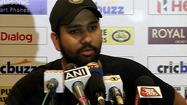 Rohit Sharma chooses to ignore criticism and take it in stride