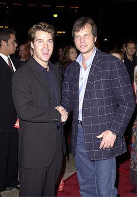 Premiere: Chris O'Donnell and Bill Paxton at the Century City premiere of Columbia's Vertical Limit - 12/3/2000