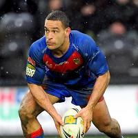 Paul Aiton is set for eight weeks on the sidelines