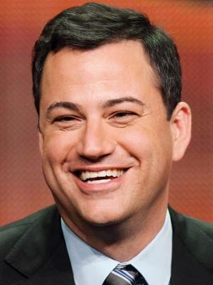 Jimmy Kimmel Books Lifelong Idol David Letterman on His Show