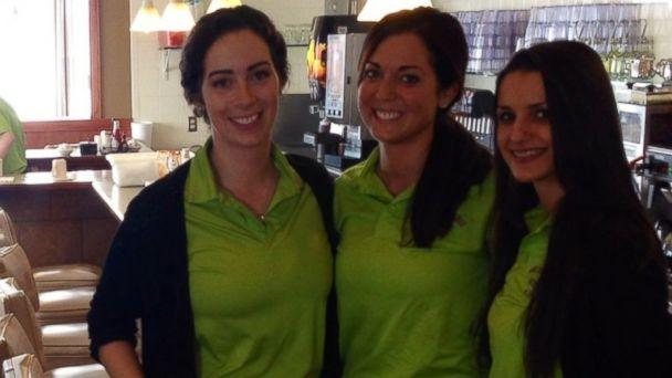 Anonymous Customer Leaves Waitresses $15,000 Tip