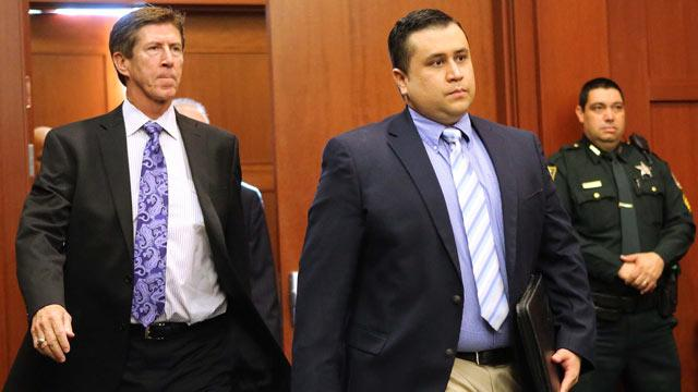 George Zimmerman and Trayvon Martin's Family Clash on Arrest Anniversary