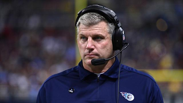 American Football - Munchak fired by Titans after three years as head coach