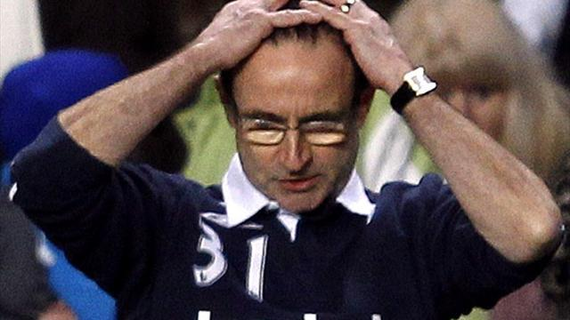 Football - FACTBOX-Ireland manager Martin O'Neill