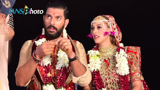Yuvraj Singh-Hazel Keech Goa WEDDING | Full Video