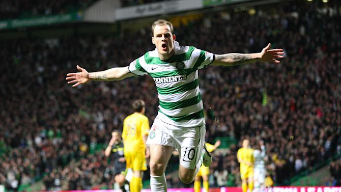 Anthony Stokes is eager to enjoy a long run in Europe
