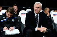 'We can do it' - Newcastle boss Pardew bullish ahead of Benfica clash