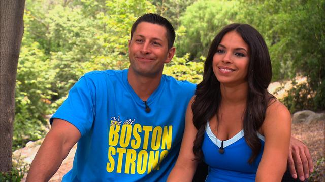 The Amazing Race - Meet Jason and Amy