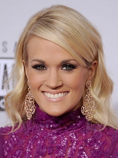 Carrie Underwood Cast As Maria In NBC's Live Broadcast Of 'The Sound Of Music'