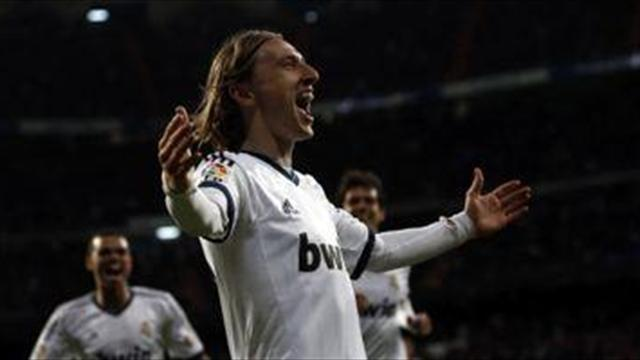 Liga - Inter looking at Modric