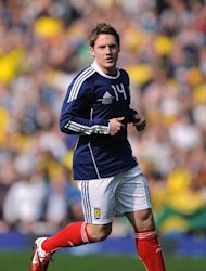 Kris Commons last played for Scotland in March 2011