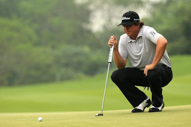 Volvo China Open - Day One