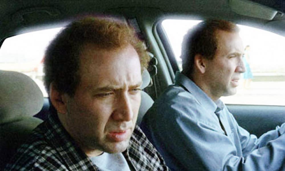 <p>尼可拉斯凱吉在《蘭花賊》中一人分飾兩角,其中一個角色還得揣摩編劇查理考夫曼。(照片出處:《蘭花賊》劇照) </p>