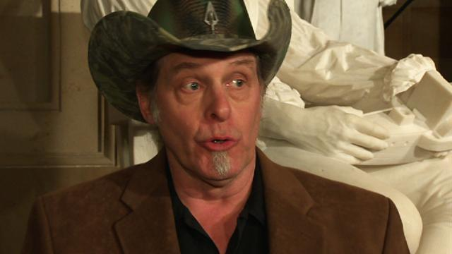 "Ted Nugent: Answer to reducing gun violence ""so simple, it's stupid"""