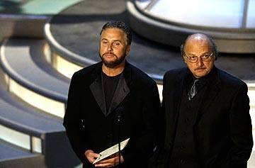 William Petersen and Dennis Franz Presenters for Outstanding Supporting Actress in a Miniseries or Movie Emmy Awards - 9/19/2004
