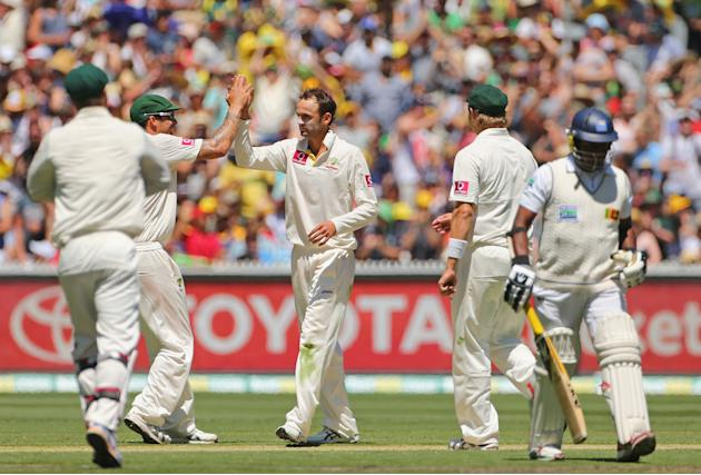Australia v Sri Lanka - Second Test: Day 1
