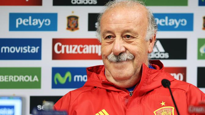 I'll be happy if we make Euro 2016 semi-finals - Del Bosque