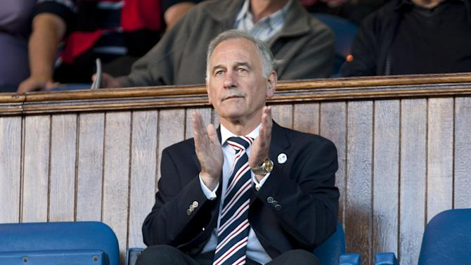 Charles Green says some Premier League teams will be welcomed more than others to Ibrox