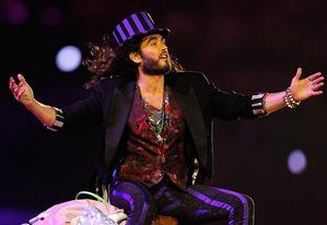 Russell Brand | Photo Credits: Jae C. Hong/AP